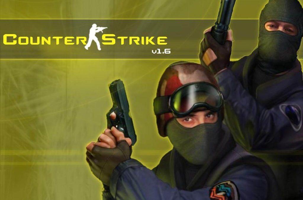 تحميل لعبة counter strike 1.6 الاصلية للاندرويد